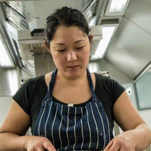 Nina Matsunaga, Chef Patron