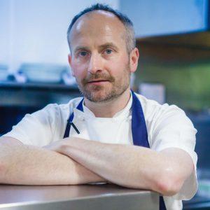 Stephen McLaughin, Head Chef