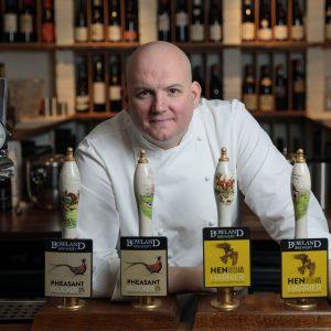 Steven Smith, Chef Patron