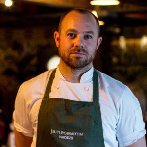 Doug Crampton, Head Chef