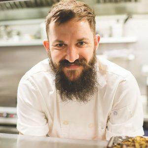 Chef Patron - Brad Carter