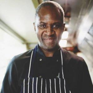 Head Chef, Colin Wint